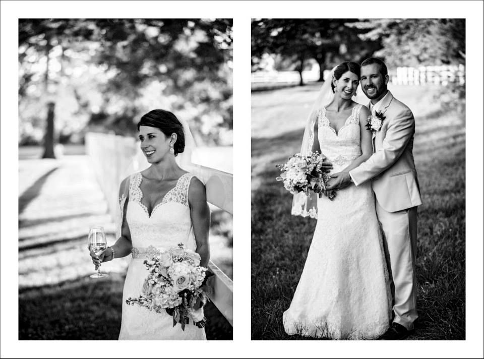 A photo from a wedding at the Inn at Warner Hall. http://davidschwartzphotography.com