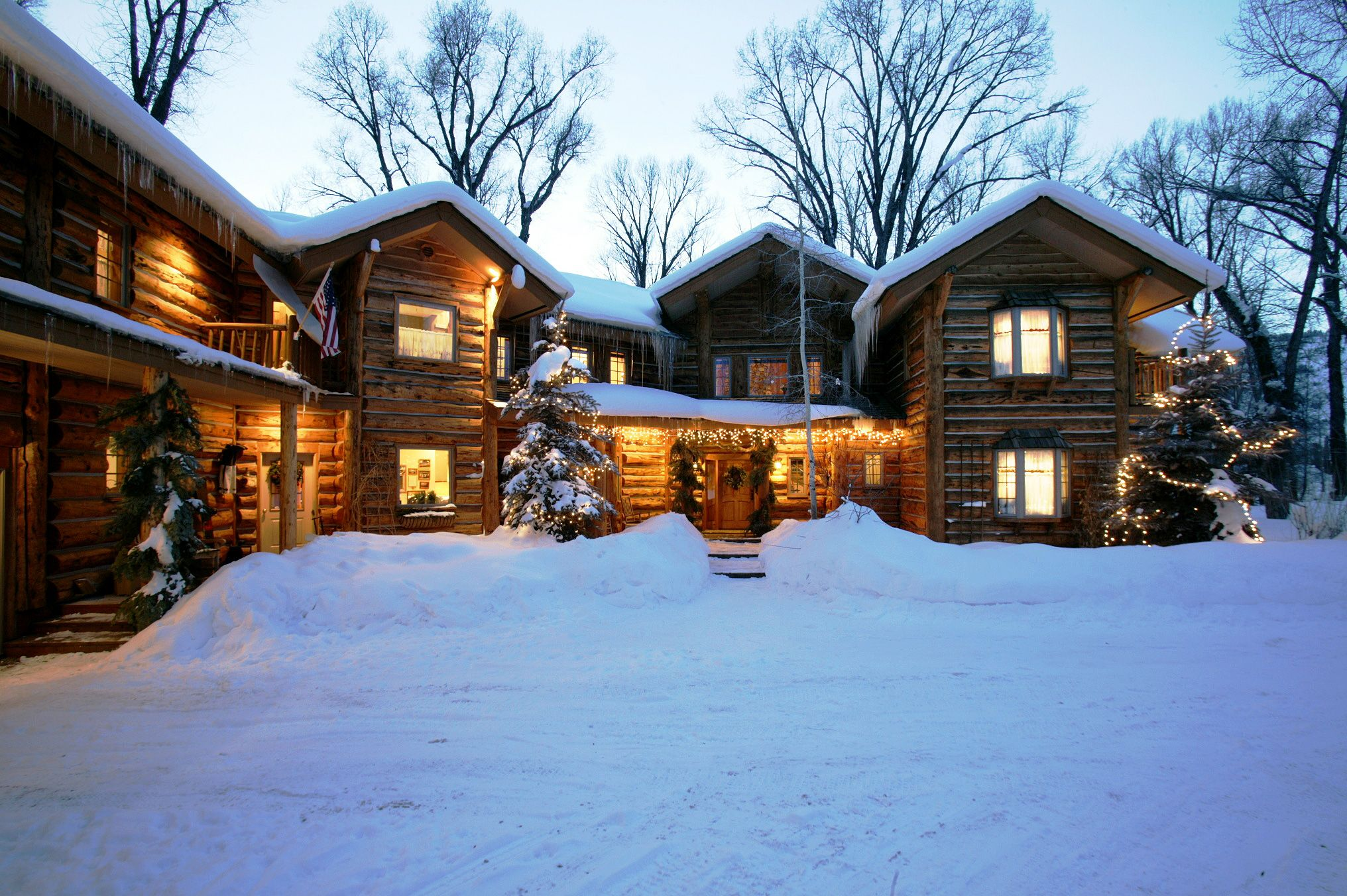 Bentwood Inn (Jackson Hole, WY Bed and breakfast, Lodge