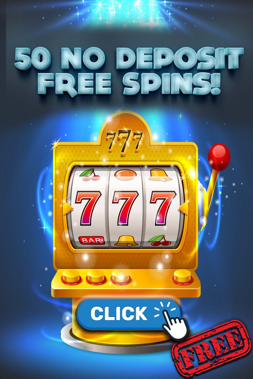 FREE! 50 NO DEPOSIT FREE SPINS! in 2020 Online gambling