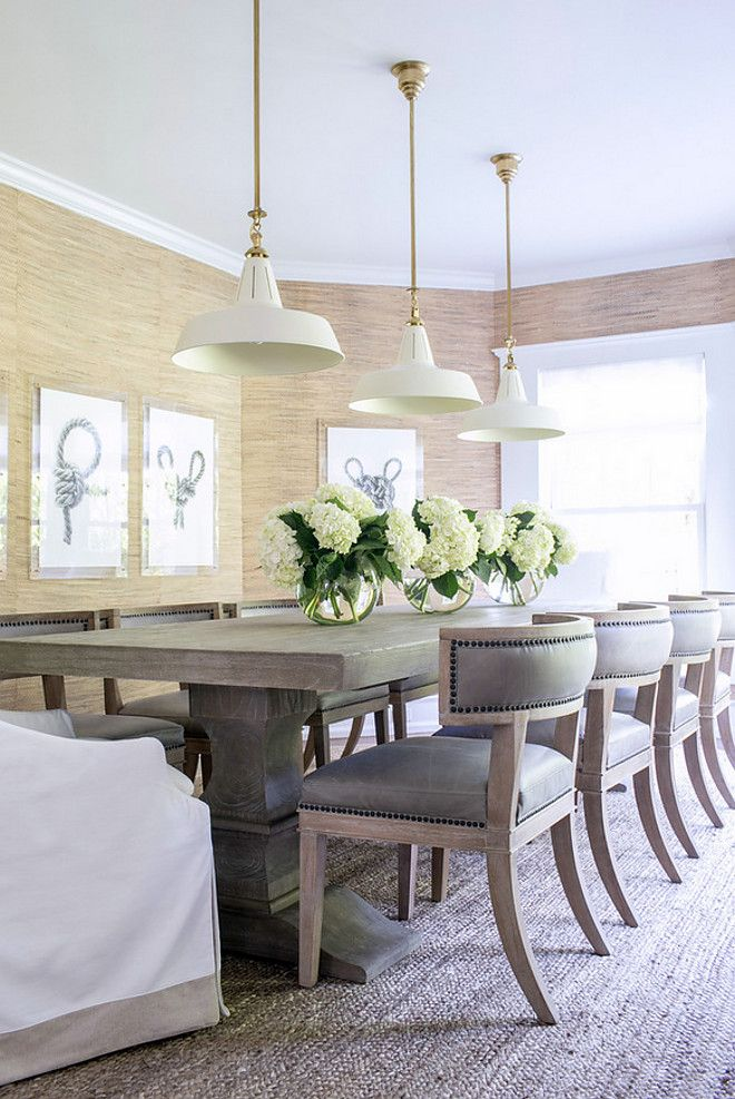 Dining Room Pendant Light Ideas. New Lighting Ideas For Dining Room. Use  Pendants Instead Of A Chandelier For A Modern And Current Look.