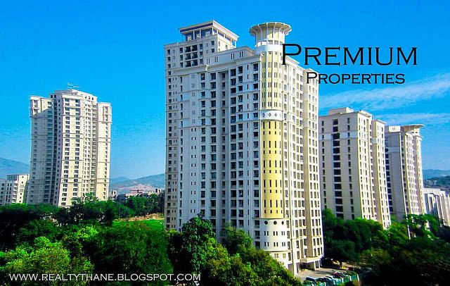 Apartments are available for resale in Hiranandani Estate, Ghodbunder Road, Thane (west).  https://realtythane.blogspot.com