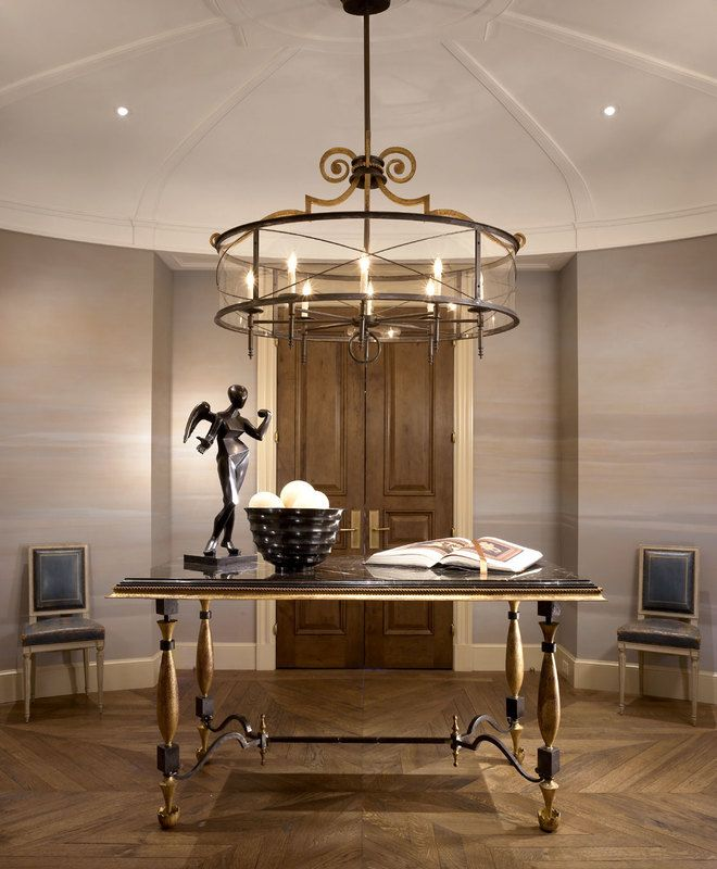 Interior design photo by jessica lagrange interiors llc album lake shore drive penthouse penthouse rotunda
