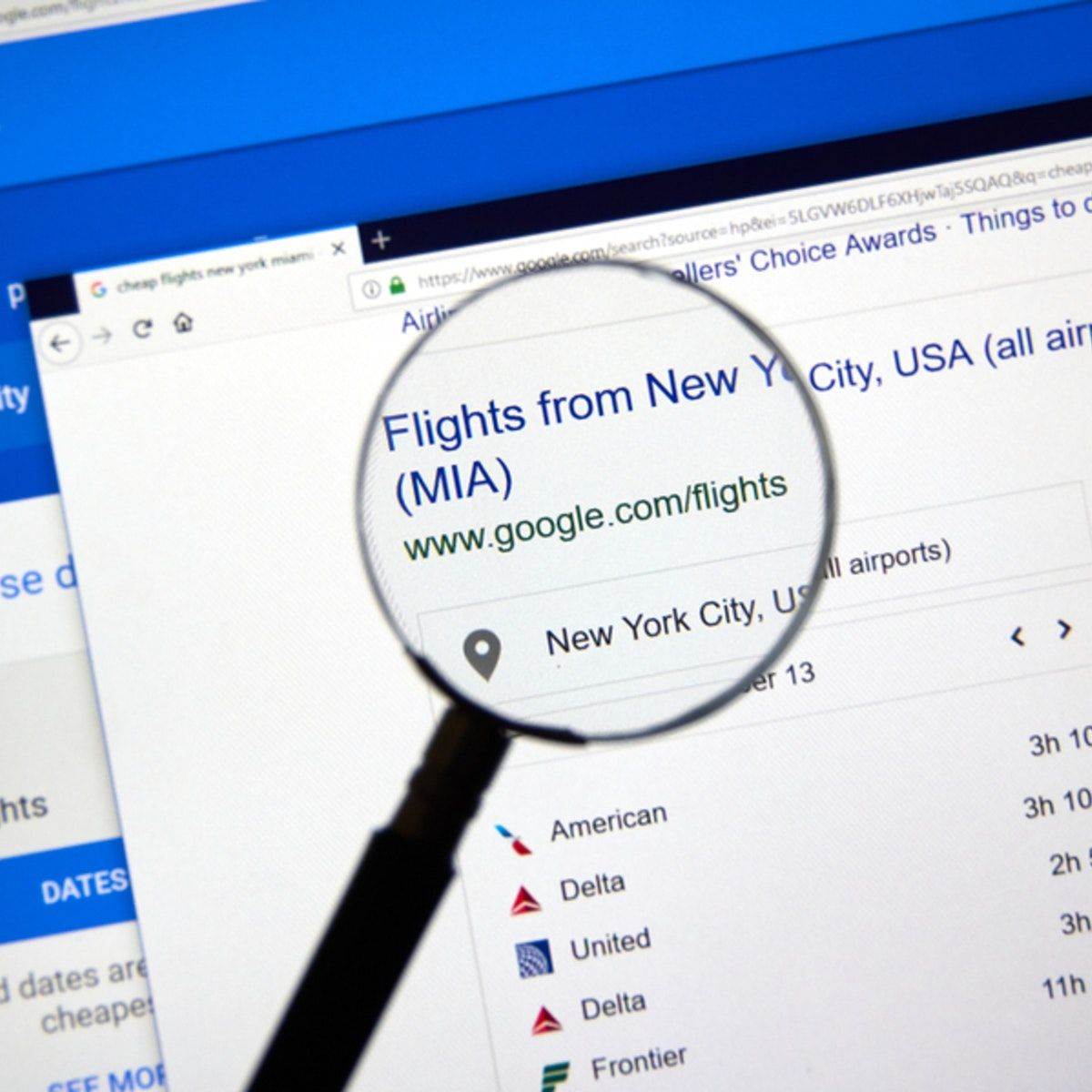 How To Use Google Flights To Find Cheap Airline Tickets Cheapest