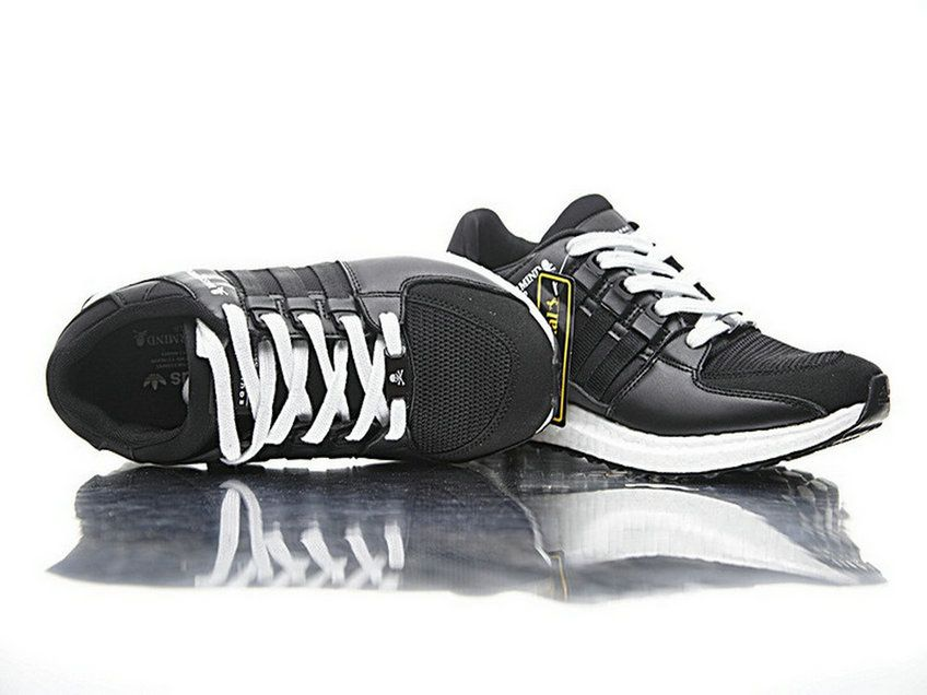 buy popular 49d8d e89e7 ... newest 6458c a64ab Adidas By Mastermind World EQT Support Ultra Black  Cq1826 Shoe ...