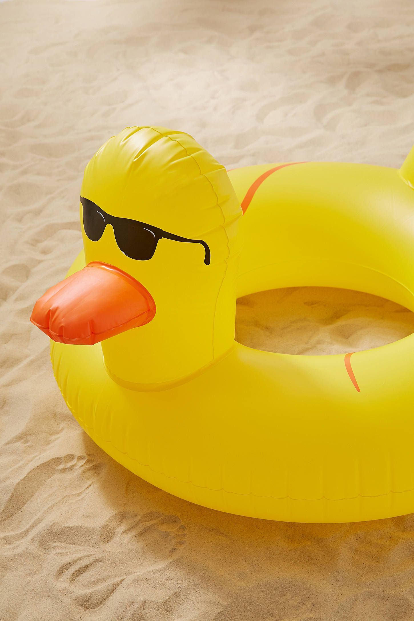 Slide View 1 Rubber Duckie Inner Tube Pool Float Summer Pool Floats Pool Float Pool