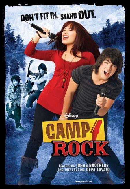 Rock Kampi Camp Rock 2008 Turkce Dublaj Ucretsiz Full Indir Http Www Efilmindir Org Rock Kampi Camp Rock 200 Camp Rock Disney Channel Movies Movie Covers