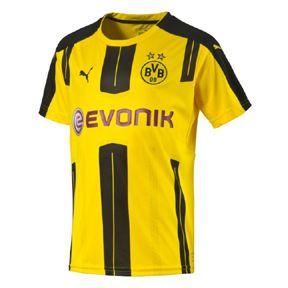 Puma Youth Borussia Dortmund Soccer Jersey (Home 2016/17 ...
