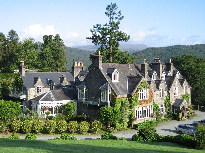 Penmaenuchaf Hall Snowdonia Full Welsh Breakfastcountry House Hotelscountry