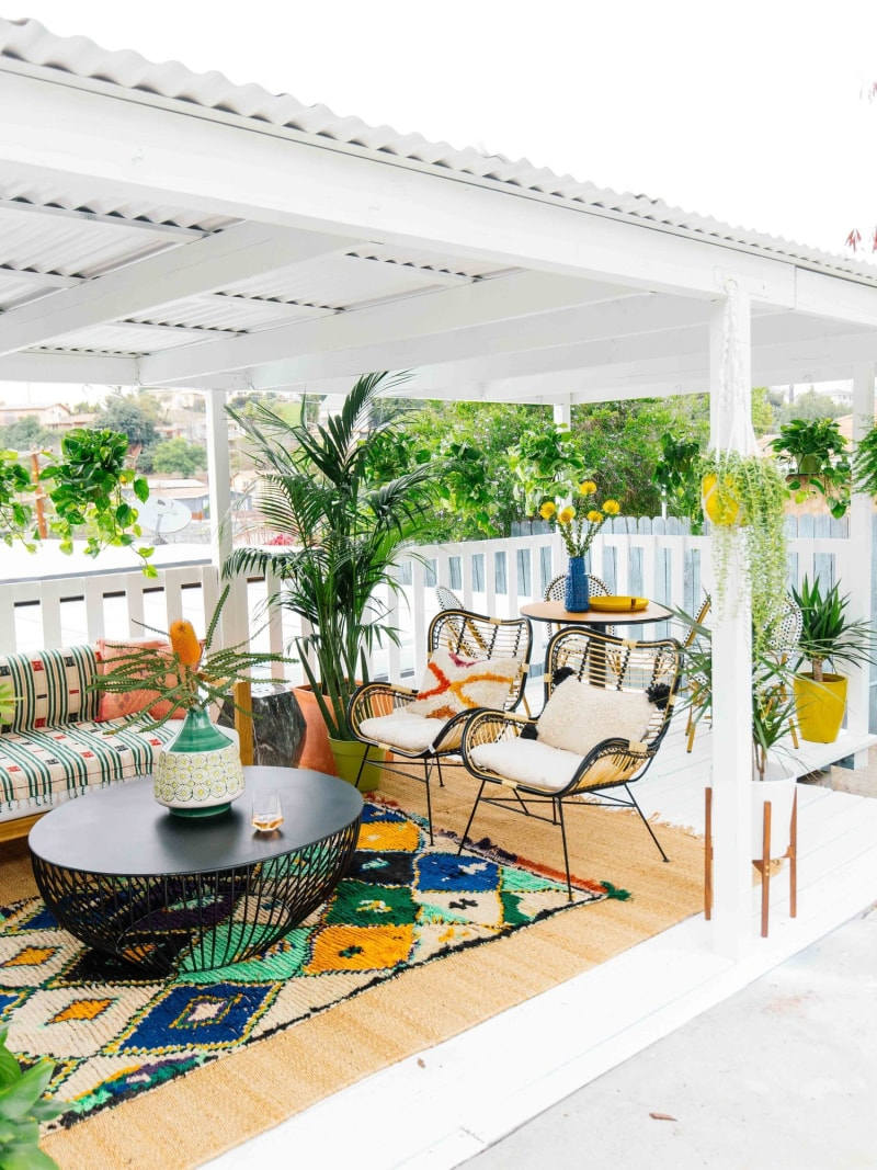 Best Boho Chic Outdoor Furniture To Redesign Porch D