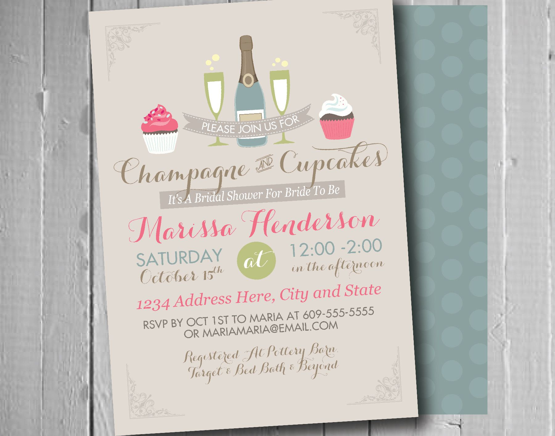 Champagne and cupcakes bridal shower invitation shabby chic bridal champagne and cupcakes bridal shower invitation shabby chic bridal shower cupcakes and cocktails wedding shower mimosa shower 34 filmwisefo Choice Image
