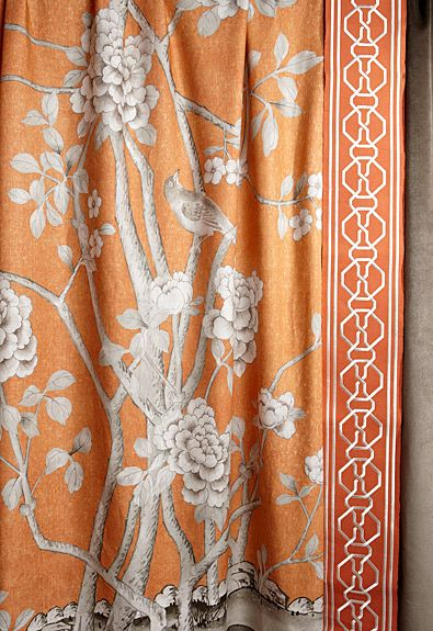 Chinoiserie Chic: Mary McDonald for Schumacher