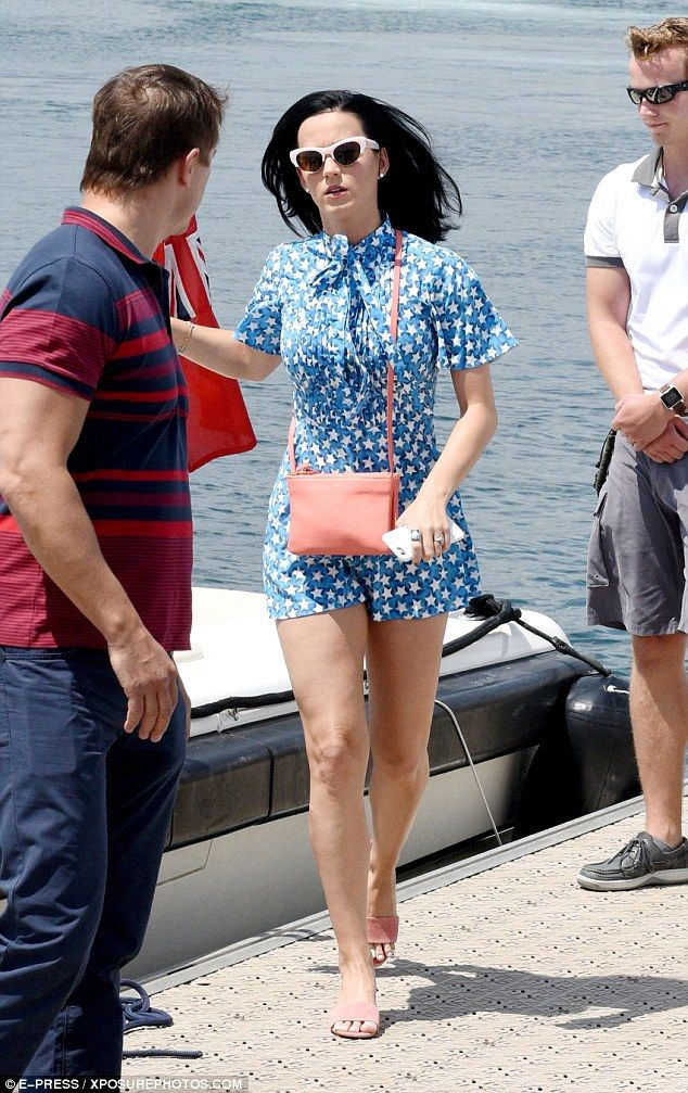 Katy Perry Casual Style 2016