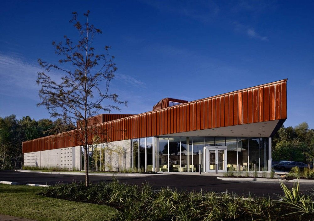 Memphis Veterinary Specialists Archimania Healthcare Architecture Veterinary Memphis
