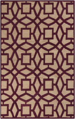 Surya Dream Dst 1171 Cranberry Area Rug Clearance Area Rugs Rugs Wool Area Rugs
