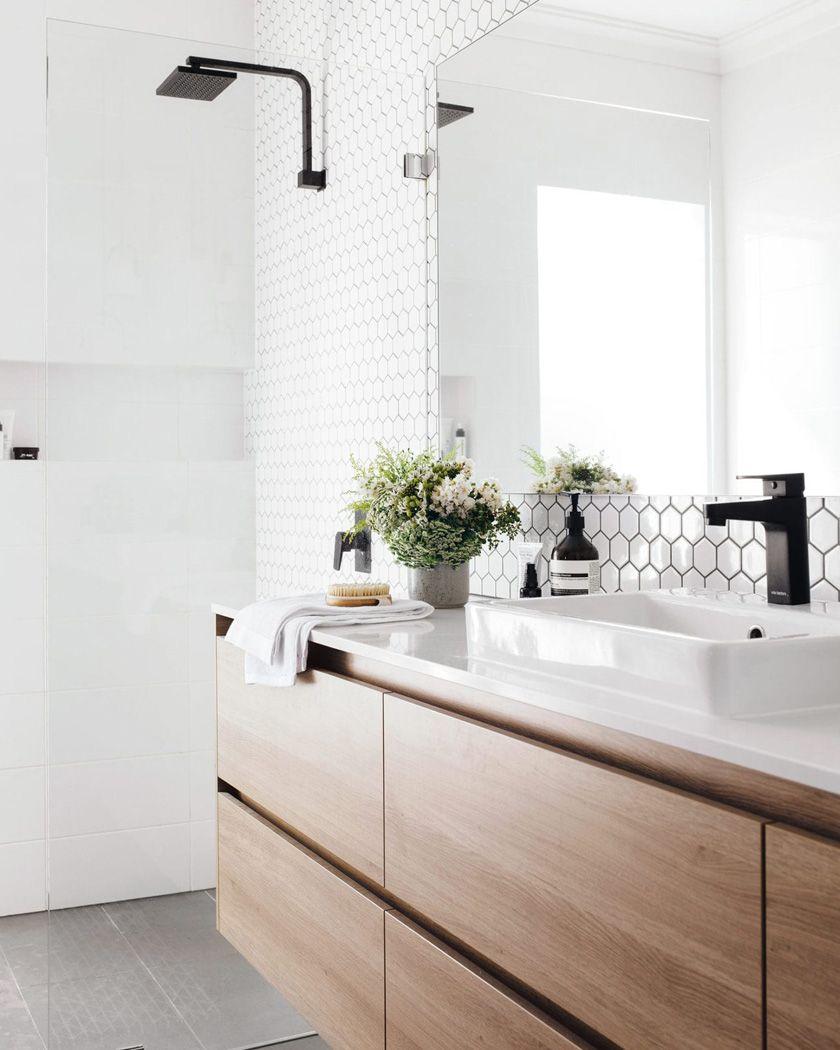 Faire Sa Salle De Bain salle de bain moderne : idées déco et inspiration | salle de