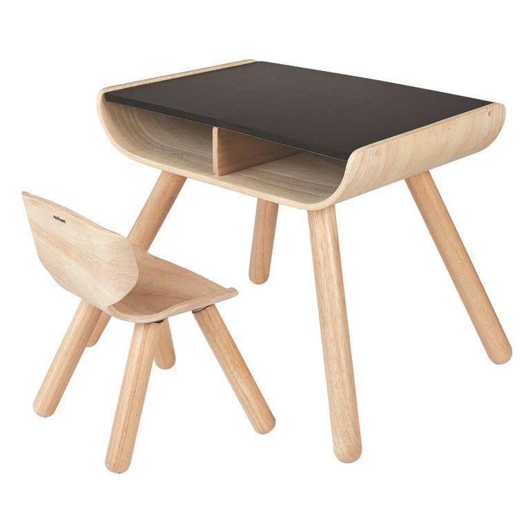 Plantoys Kleinkind Tisch Stuhl Naturholz Schwarz 2 Teilig Bei Fantasyroom Online Kaufen Kinder Tisch Und Stuhle Tisch Und Stuhle Tisch