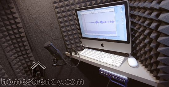 how to make sound proof