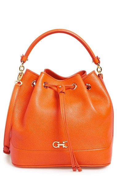 447b9f01bf Salvatore Ferragamo  Mille  Bucket Bag available at  Nordstrom ...