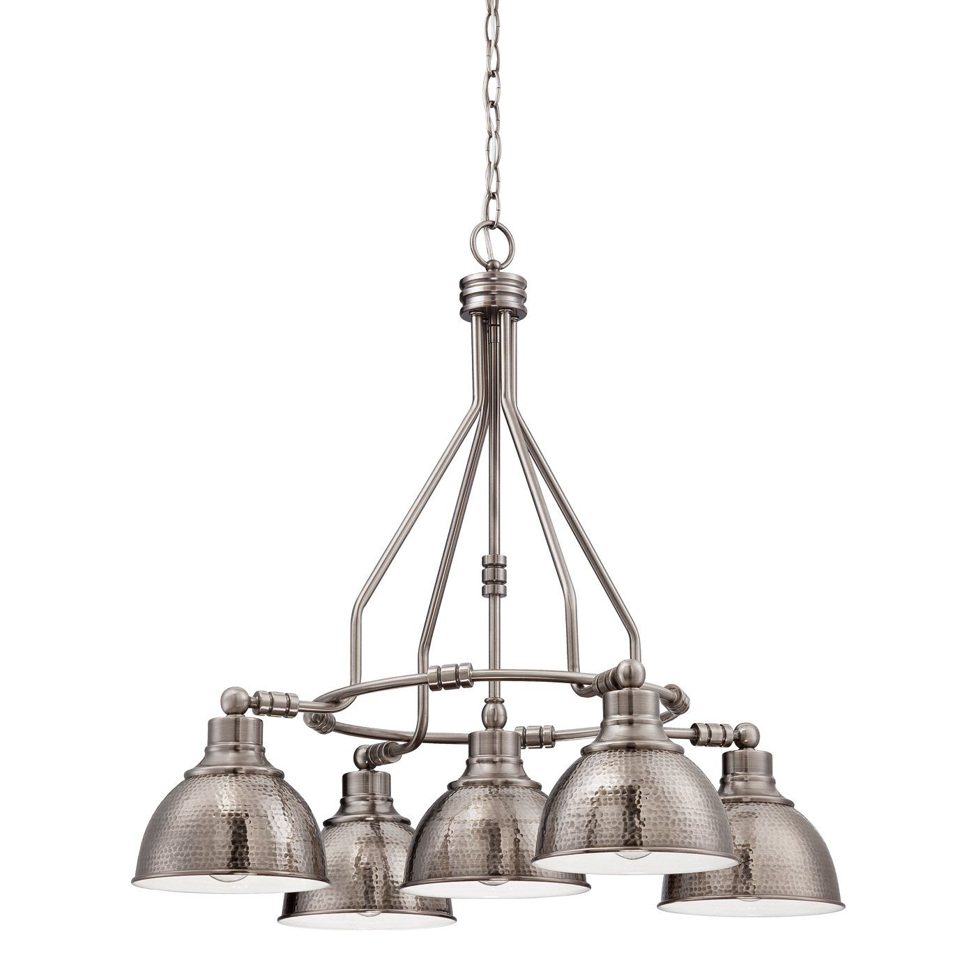 Jeremiah Lighting 35925AN Timarron 5Light Down Chandelier – Stores That Sell Chandeliers