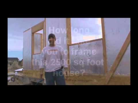 Structural Insulated Panels For Do It Yourself Building Made Easy With Ray Core Sips Lightweight Insulat Structural Insulated Panels Easy Install Roof Panels