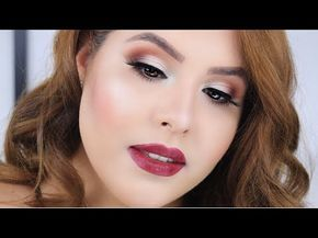 Jaclyn Hill X Morphe Palette: Everyday Makeup Tutorial | Nelly Toledo - YouTube