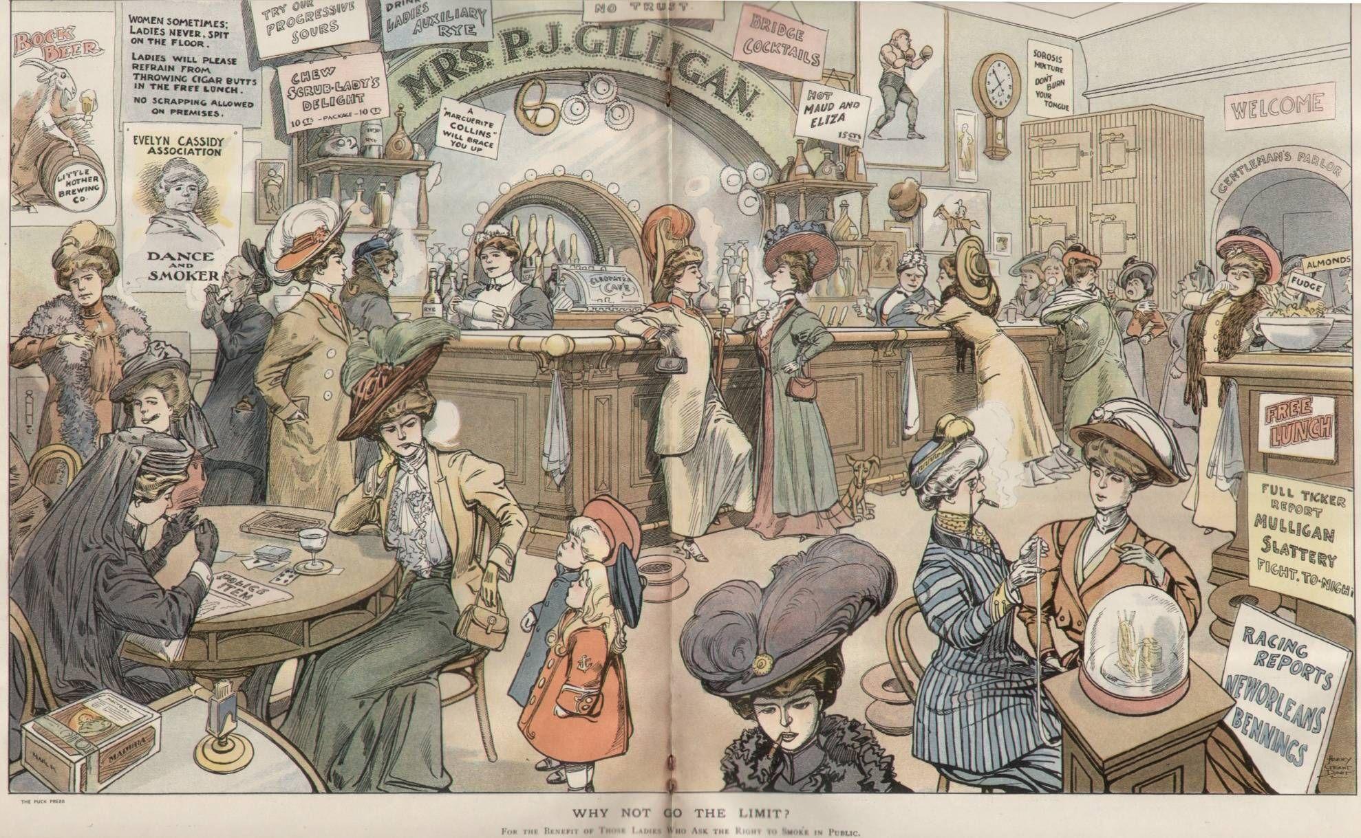 anti suffragette propaganda