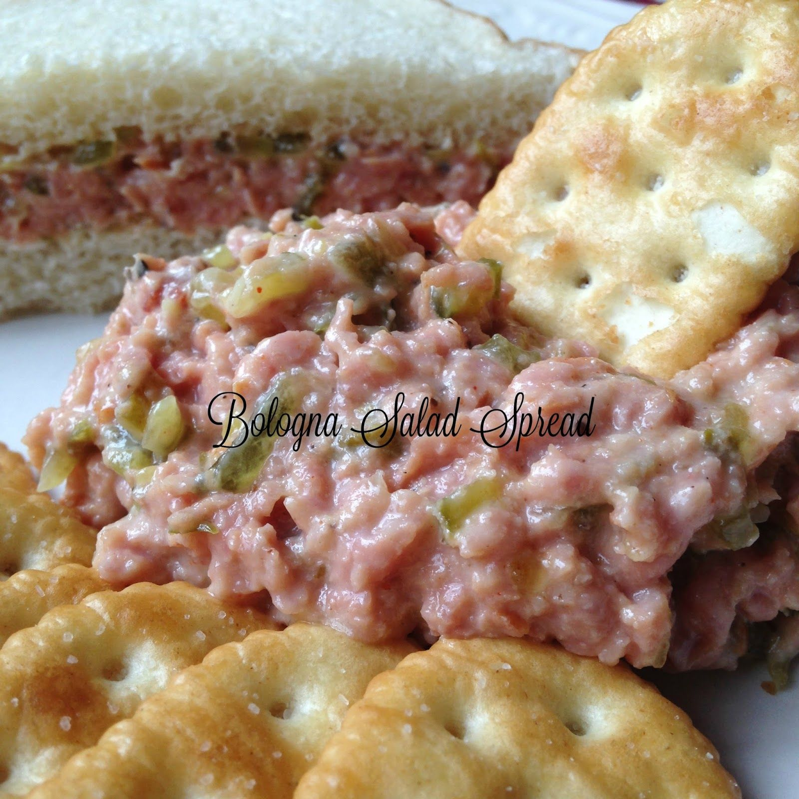 Ham Salad Recipe With Bologna