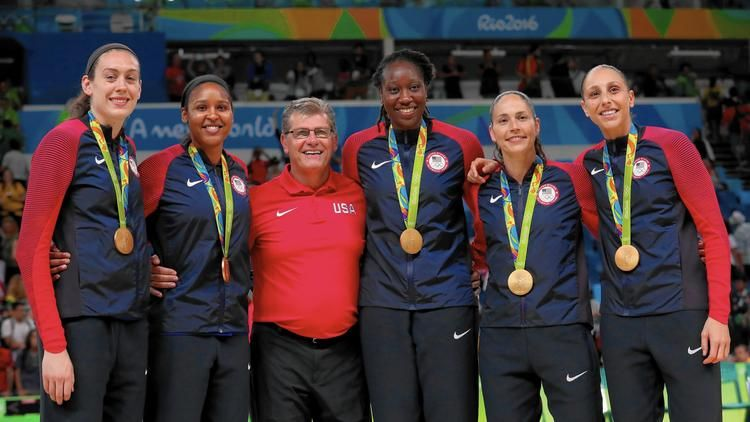 Auriemma On Olympics Take Final Four, Multiply By One