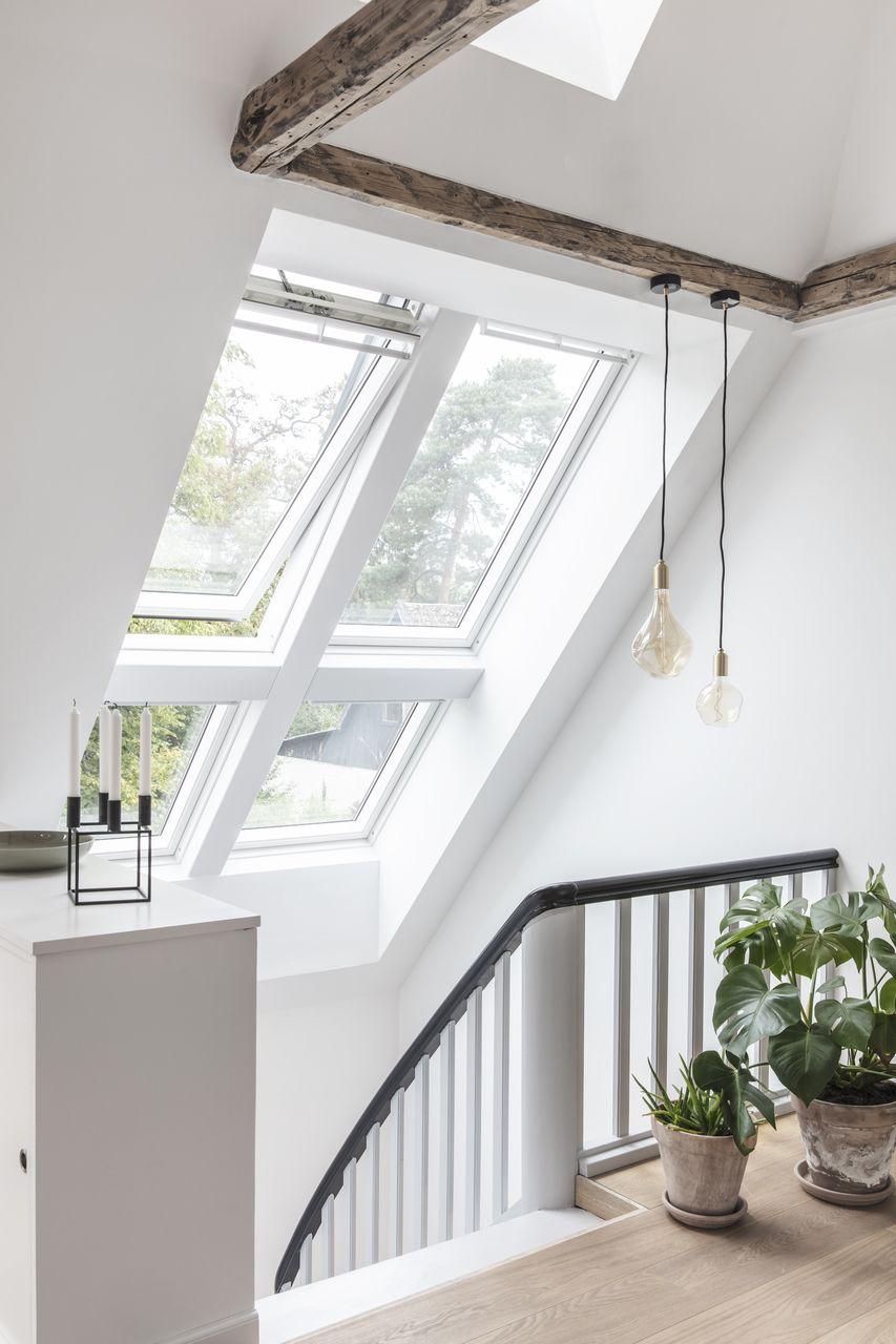 Velux Una Luce Migliore Per Una Casa Piu Sana Home Home Decor