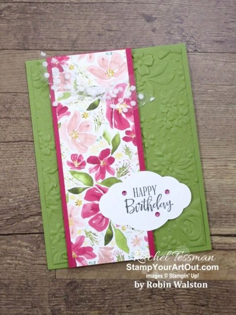 Orlando, Swaps, & Gifted Cards #stampinup!cards