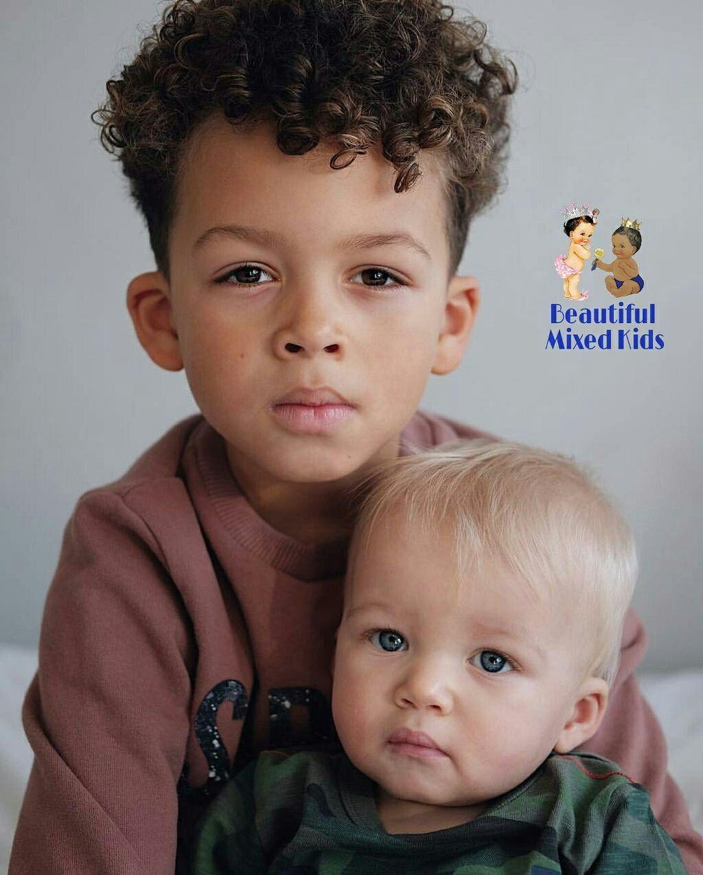 Milo & Oscar • Black (Jamaican) & Caucasian (English) | K ...