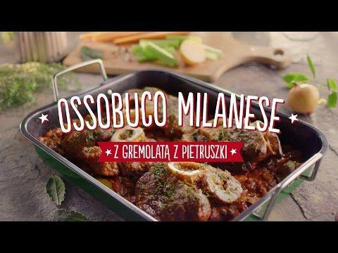 Wloskie Smaki Ossobuco Milanese Z Gremolata Z Pietruszki Milanese Gremolata Beef