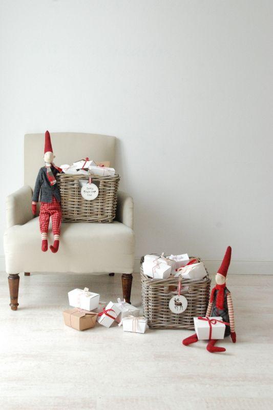 socken unterw schekalender idee jedes einzelne paar in eine schachtel zu verpacken und alle. Black Bedroom Furniture Sets. Home Design Ideas
