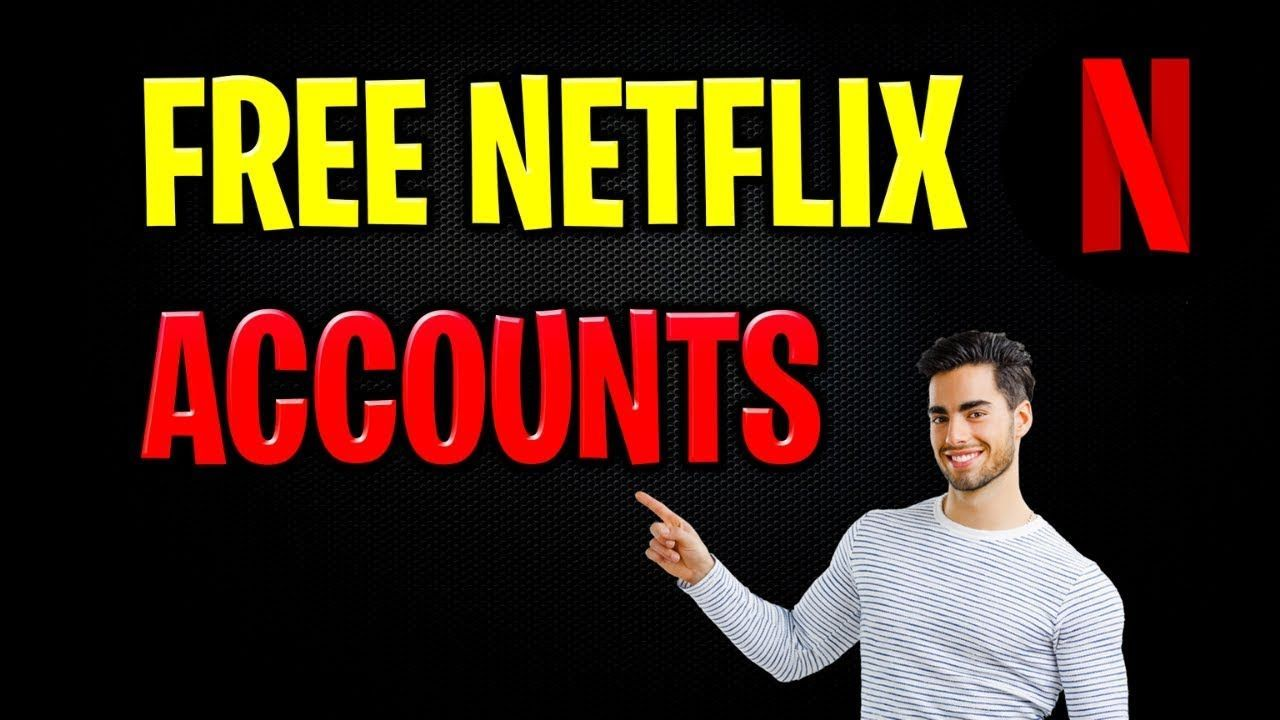 Free netflix premium how to get netflix premium accounts