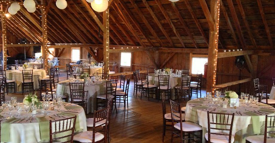 The Skinner Barn: The Skinner Barn In Waitsfield, Vermont.
