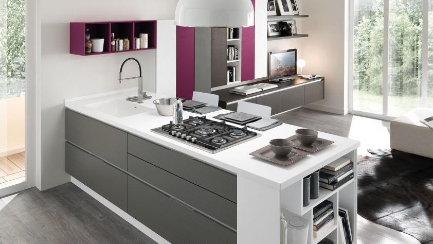 Essenza - Cucine Moderne - Cucine Lube | Kitchen | Pinterest