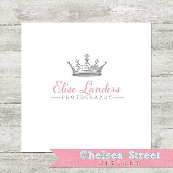 Premade+logo+and+watermark+design++vintage+by