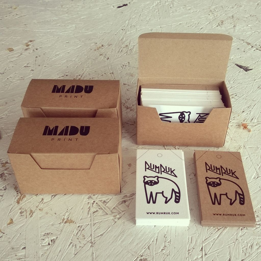 handmade #businesscards from MADU Studio #recycled #paper ...