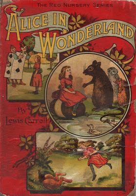 Alice/'s ADVENTURES IN WONDERLAND vintage poster 24X36 FANTASY swans childhood