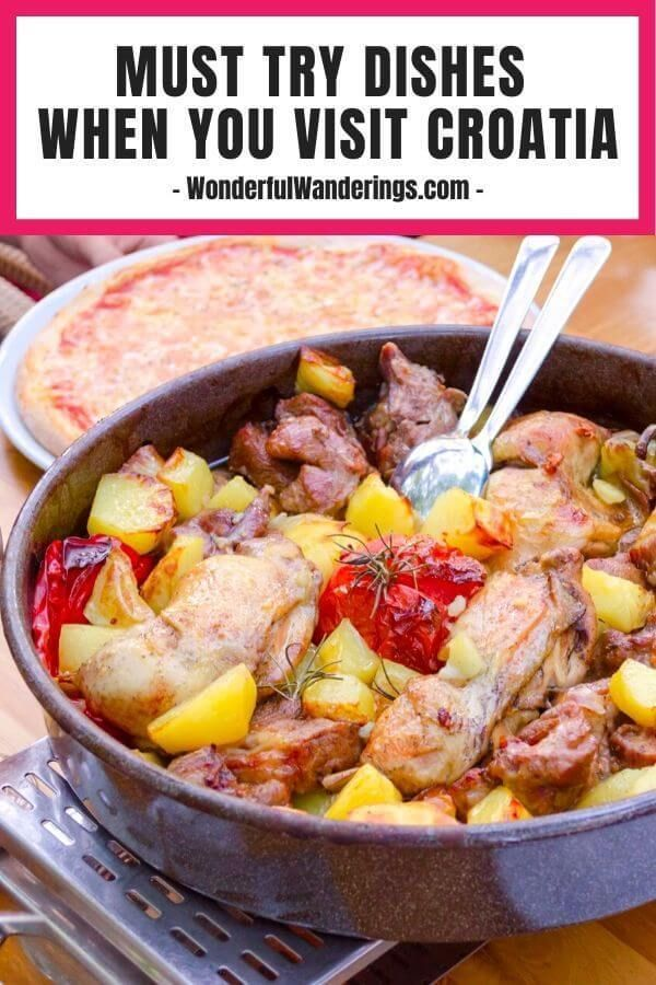 15 Croatian Foods You Just Have To Try In 2020 Croatian Recipes Croatian Cuisine Food