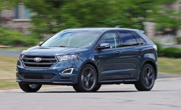 2016 Ford Edge 2016 Ford Edge Ford Edge Car