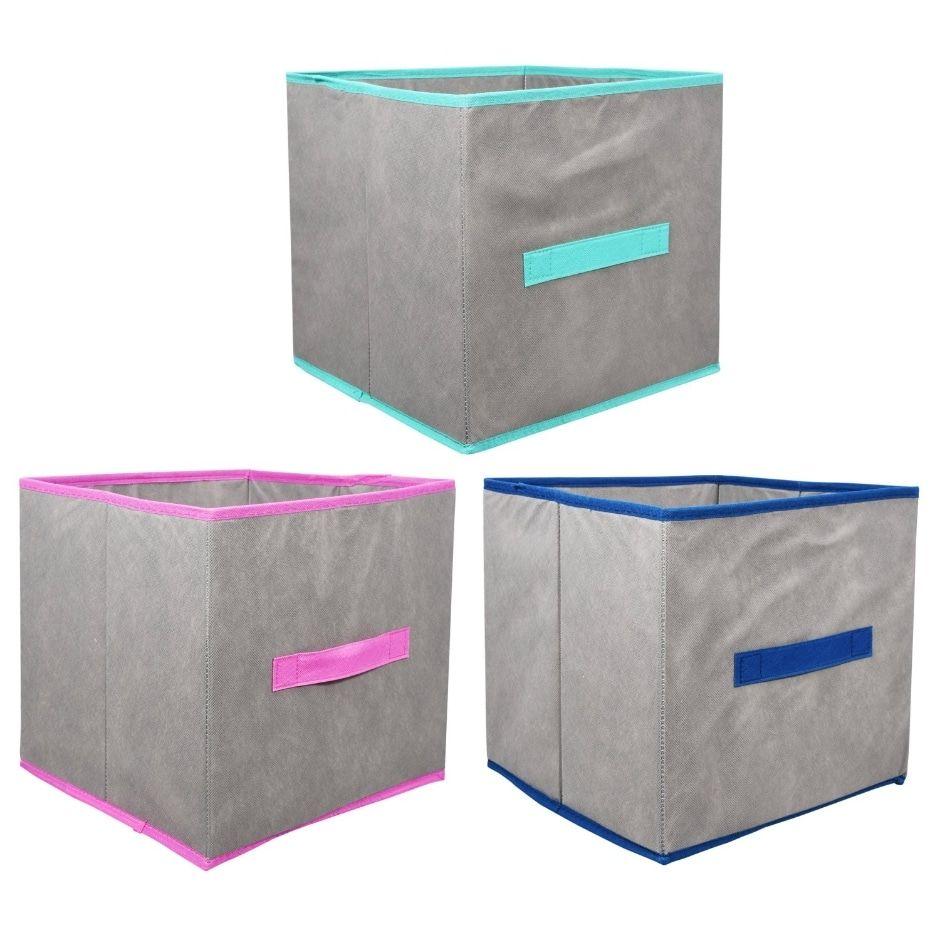 Bulk Decorative Cube Storage