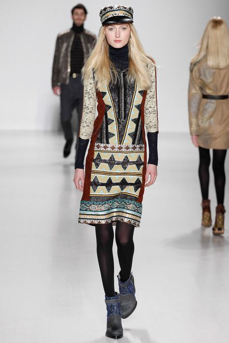 Custo Barcelona | Fall 2014 Ready-to-Wear Collection | Style.com