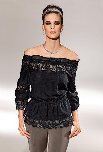 Blusas elegantes para toda ocasión | AquiModa.com: vestidos de boda ...