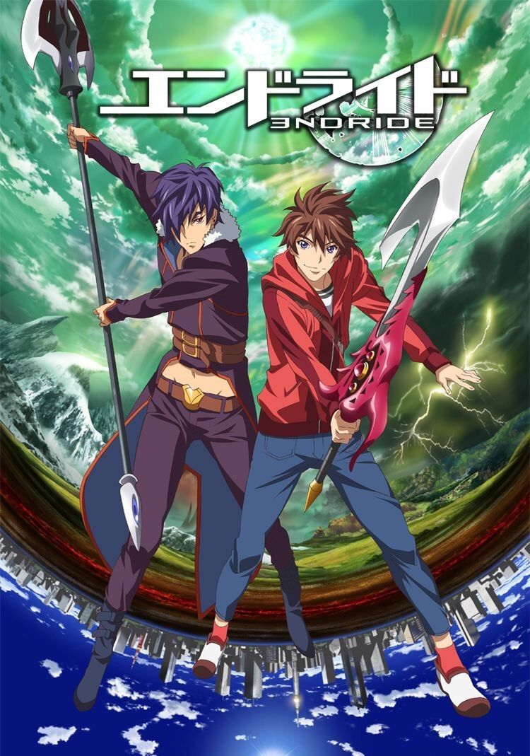Pin by Yuna on Endride Anime episodes, Watch free anime