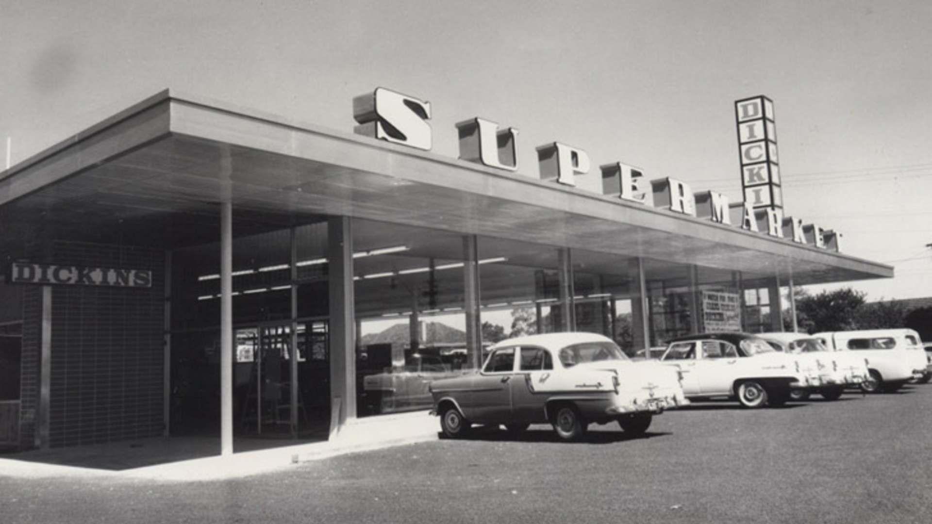 Coles First Supermarket In North Balwyn In 1960 In 2020 Australia Photos Melbourne Australia Supermarket