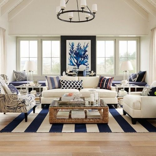 Southern Charm Living Room: Colors For The Home