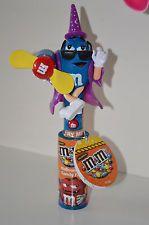 M&Ms Haloween Empty Candy Fan Australian with label