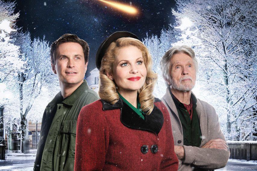 Journey Back to Christmas Hallmark Channel Wonderful movie ...