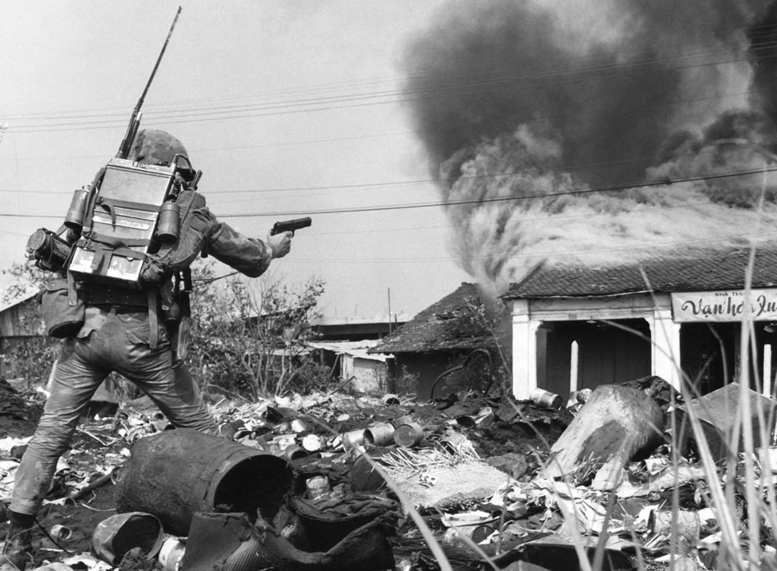 Vietnam War Escalation And Withdrawal